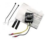 SPORTBIKE LITES 2-Pin MOTORCYCLE Turn Signal Flasher Relay for Kawasaki Z125 Pro
