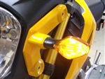 MSX 125 Honda Grom LED Turn Signals upgrade kit from SportBikeLites