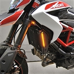 Ducati Hypermotard 821 & 939 Front LED Turn Signals