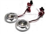 Strobing emergency white LED Pod Kit