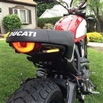 New Rage Cycles Ducati Scrambler Classic LED Fender Eliminator Kit