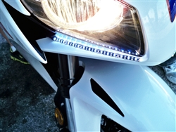 SPORTBIKE LITES HONDA CBR LED EYE BROW