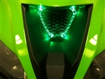 KAWASAKI ZX6R 636 AIR INTAKE LED HALO KIT from SportBike Lites
