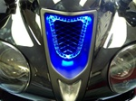 07-08 Kawasaki ZX6R AIR INTAKE LED HALO KIT from Sport Bike Lites