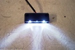 SPORTBIKE LITES LED TAG LIGHT