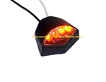 Universal Motorcycle Flush Mount LED Turn Signals from SportBikeLites