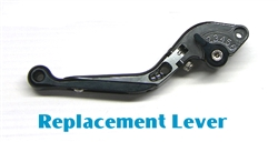 SPORTBIKE LITES REPLACEMENT ADJUSTABLE FOLDING SLIDE LEVER BRAKE AND CLUTCH