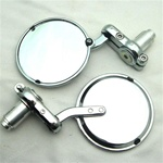 SPORTBIKE LITES BAR END MIRRORS