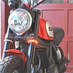 Rage360 Fork Wrap-Around LED TURN SIGNAL KIT