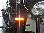 VICTORY HAMMER Fork Mounted LED TURN SIGNALS