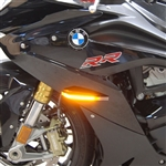 New Rage Cycles BMW S1000RR LED Front Turn Signal Kit