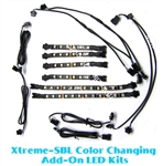 SportBike Lites Xtreme-SBL LED Accent Additional Strip Kit