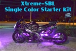 Xtreme-SBL Single Color Motorcycle Accent Kits