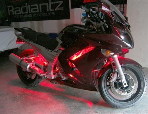 Sportbike Lites Xtreme Sbl Single Color Motorcycle Led