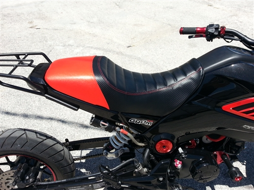 Replacement Solo Racing Seat For 14 16 Honda Grom Msx125 From Sportbikelites