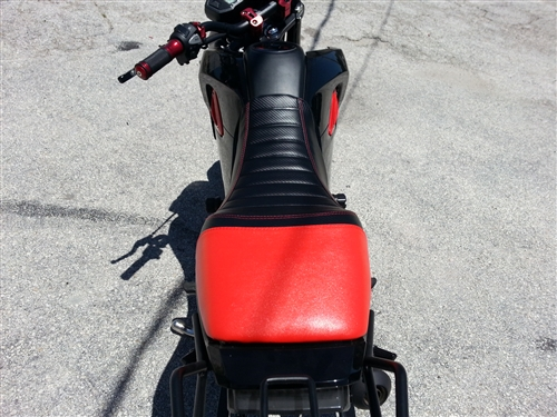 Replacement Solo Racing Seat For 14 16 Honda Grom Msx125