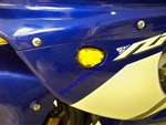 SPORTBIKE LITES YAMAHA 600R LED FRONT TURN SIGNALS
