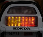 SPORTBIKE LITES Integrated LED Taillight for 93-97 CBR 900RR