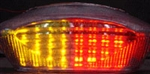 Integrated LED Taillight for Honda VTR1000 Superhawk