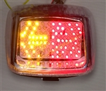 SPORTBIKE LITES HARLEY V-Rod Integrated LED Taillight