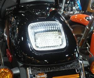 Clear Alternatives Integrated LED Taillight for Harley Davidson V-Rod models