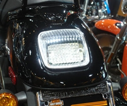Smoked Tail Light Lens Only For Buell Blast Firebolt Lightning except Stone/'s
