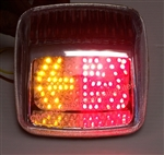 HD Softail Deuce Integrated LED Taillight