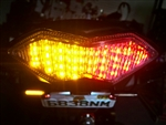 SPORTBIKE LITES Integrated LED Taillight for 11-14 Kawasaki Z1000 & Versys Sport Bike