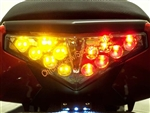 SPORTBIKE LITES Integrated LED Taillight for '09-'15 Kawasaki EX650, ER-6N Sport Bike