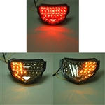 SPORTBIKE LITES Integrated LED Taillight for '04-'05 GSXR 600/750 Sport Bike