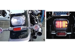 SPORTBIKE LITES SUZUKI Cruiser INTEGRATED LED BRAKE LIGHT