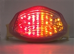 SPORTBIKE LITES Integrated or Sequential LED Taillight for '5-'06 Suzuki GSXR 1000 Sport Bike