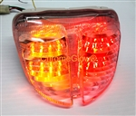 Clear Alternatives Integrated LED Taillight for '06-'07 Suzuki GSXR 600-750