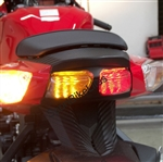 SPORTBIKE LITES Integrated LED Taillight for '08-'16 Suzuki GSXR 600/750/1000 Sport Bike