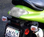 Clear Alternatives INTEGRATED LED TAILLIGHT for '97-'01TRIUMPH SPEED TRIPLE