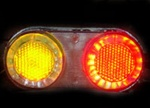 Integrated LED Taillight for Yamaha FZ1, YZF R1 Sport Bike
