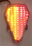 SPORTBIKE LITES Integrated LED Taillight for '06-'07 Yamaha YZF R6 Sport Bike