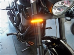 VICTORY HAMMER 56mm Wrap-Around LED TURN SIGNAL KIT