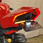 New Rage Cycles Ducati Panigale V-4 LED Fender Eliminator Kit