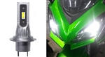 Direct Fit Replacement H7, H4, H11 LED Headlight Bulb for Sport Bikes, Cruisers, & Autos