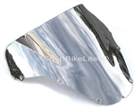 SPORTBIKE LITES Replacement Chrome Windscreen for '00-'01 Honda CBR 929RR