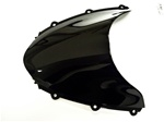 SPORTBIKE LITES Replacement Smoked Windscreen for 06-07 Honda CBR 10000RR