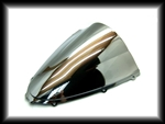 SPORTBIKE LITES Replacement Chrome Windscreen for '06-'15 Kawasaki ZX14R