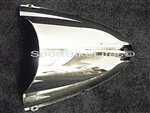SPORTBIKE LITES Replacement Chrome Windscreen for '07-'08 Kawasaki ZX6R