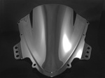 SPORTBIKE LITES Replacement Chrome Windscreen for '05-'06 Suzuki GSXR 1000
