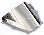 SPORTBIKE LITES Replacement Chrome Windscreen for '07-'08 Suzuki GSXR 1000
