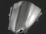 SPORTBIKE LITES Replacement Chrome Windscreen for '09-'11 Suzuki GSXR 1000