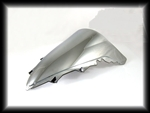 SPORTBIKE LITES Replacement Chrome Windscreen for  '09-'14 Yamaha YZF R1