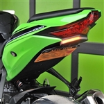New Rage Cycles ZX10R LED Fender Eliminator Kit