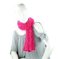 FUCHSIA MAGIC SCARF